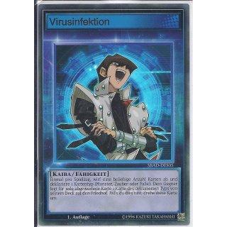 Yu-Gi-Oh! - SBAD-DES05 - Virusinfektion - 1.Auflage - DE - Ultra Rare