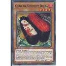 Yu-Gi-Oh! DAMA-DE012 Gunkan-Suschiff Ikura 1.Auflage Common