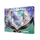 Pokemon Shadow Rider Calyrex V Box Englisch NEU / OVP