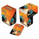 Pokemon Glurak / Charizard Card Case / Deck Box für...