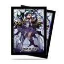 65x Force of Will A2: Dark Alice Card Sleeves Ultra Pro /...